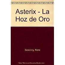 Asterix - La Hoz de Oro