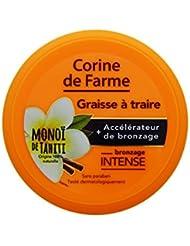 Corine de Farme Graisse à Traire en Pot avec Accélérateur de Bronzage 150 ml