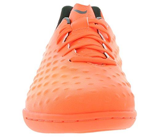 Nike Kwazi (Ps), espadrilles de basket-ball garçon Crimson/Bright Mango/Schwarz
