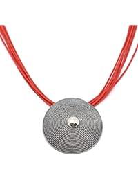 Marrocu Silver Jewellery-corbula Crew Neck in
