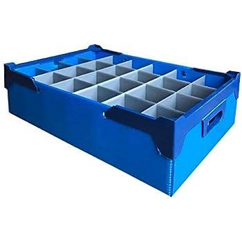 24 and 35 Cells 15 6 Correx From Glassjacks 12 Box Internal Divider Sets