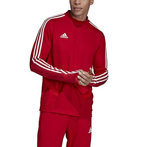 adidas Herren Training Top TIRO 19 Power red/White XXXXL - Adidas Training Top