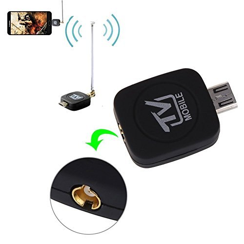 I-Sonite Mini Portable Micro USB DVB-T Digital Mobile TV Tuner Receiver For ZTE Voyage 4S