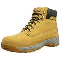Dewalt Apprentice Safety Boots, 43 EU, 60011-103-43, Honey