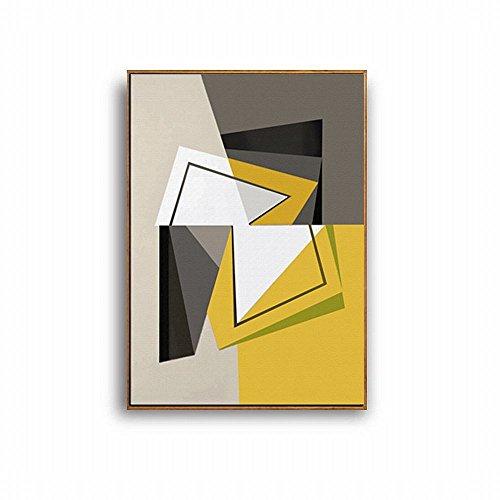 Scd soggiorno decorazione astratta pittura moderna for Pittura moderna soggiorno