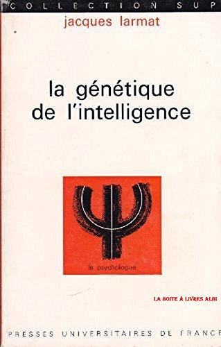 La génétique de l'intelligence