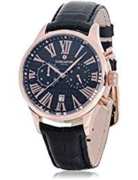 Lancaster Reloj de cuarzo Man Discovery Chronograph 42 mm