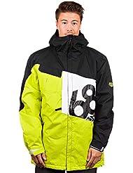 686Mannual–Chaqueta de nieve Iconic aislante para hombre