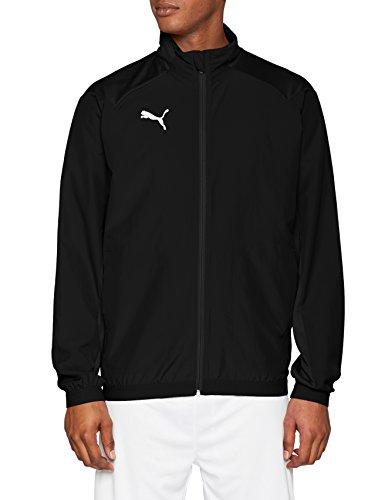 PUMA Herren Liga Sideline Jacket Jacke, Black White, L