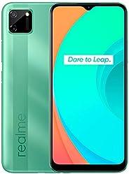 """realme C11 - Smartphone de 6.52"""", 2 GB de RAM + 32 GB de ROM, Procesador Gaming MediaTek Helio G35, Doble"""