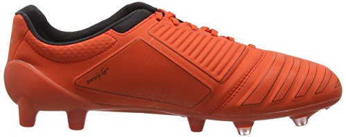 Umbro Ux Accuro Pro Hg, Chaussures de Football Homme Rouge (Eah/Grenadine/Black)