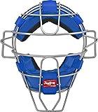 Rawlings LWMX2-R Ultra Lightweight Adult Catcher's Face Mask, Royal Blue
