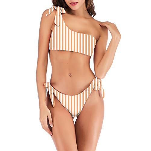 8338cafe0d ReooLy Femmes-Yellow Machine 12 Clip Bikini Armature Cire Robe Attache USA  Motif Mousse Culotte Gel Fille Ans Femme Marque Pro Zone Jupe 12 Clip Bikini  ...