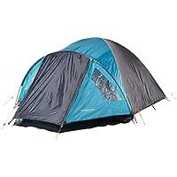 Yellowstone Ascent Tenda per 3 Persone, Blu