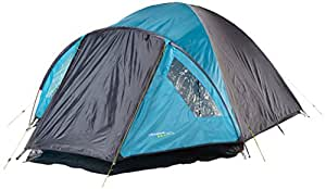 Yellowstone Ascent 4 Tent - Blue