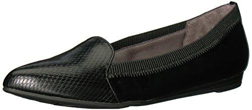 LifeStride Damen Quickstep, schwarz, 35.5 EU (Lifestride Schuhe Wohnungen)