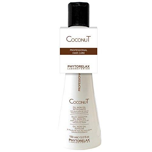 PHYTORELAX Coconut OIL NON OIL Volume-Lucenti 150 Ml. Produits pour cheveux