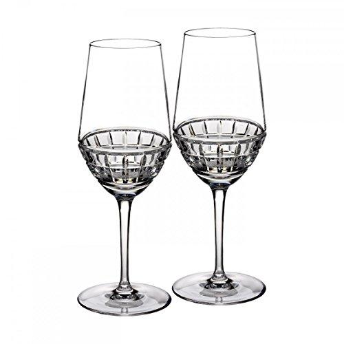 Waterford London Wein Glas, Paar (Wein Gläser Waterford)