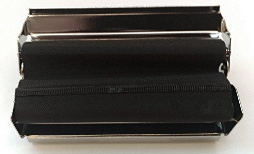 Zigaretten Drehmaschine aus Metall Perfekt für Unterwegs Passt in jede Tasche