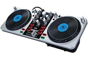 Gemini FirstMix i/O USB DJ-Midi-Controller mit Soundkarte
