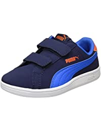 Puma Smash Fun Buck V Ps, Sneakers Basses Mixte Enfant