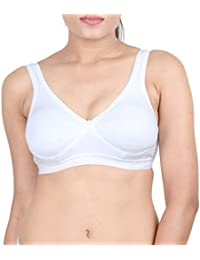 2d508171206a8 Julia Woman s Seamless Beginners Sports Bra ! Being Sporty For Fun and  Games !! Fits