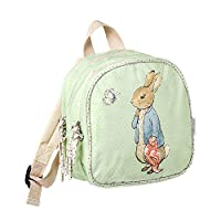 Petit Jour Paris - Small backpack Peter Rabbit - with two large openings for easy access