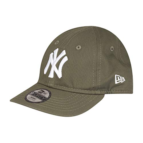 New Era 9Forty Kinder Infant Baby Cap - NY Yankees Oliv New York Yankees-kinder-fan