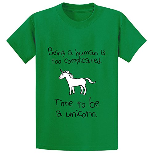 unicorn-time-to-be-a-unicorn-child-personalized-crew-neck-t-shirts-xl-150
