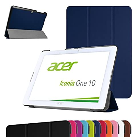 Ultra Slim Coque Pour Acer Iconia One 10 B3-A20,Mama Mouth