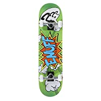 Enuff POW 2 Junior Mini Green Complete Stunt Skate Skateboard 7.25
