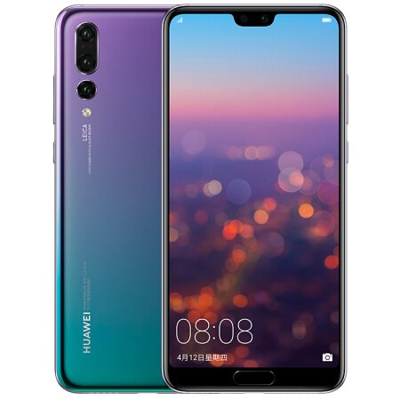 "Huawei P20 Pro Dual SIM 4G 128GB twilight - Smartphones (15.5 cm (6.1""), 128 GB, 40 MP, Android, 8.1 Oreo + EMUI 8.1, twilight)"