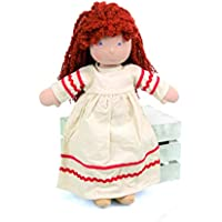 Andreu Toys Toys177400 JOSAPHINE Waldorf Doll-35 cm, Multicolor, 35 cm preiswert