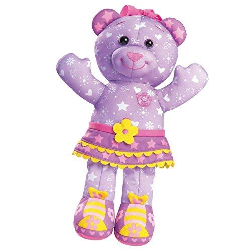 Peluche doodle bear orso tatu giochi preziosi gpz05961 colore viola