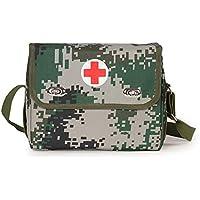 HEHAHA-STUDIO Medizinisches Paket, Tragbare Medizinische Handtasche, Medizinische Tasche der Studentenmilitärtrainingsarmee preisvergleich bei billige-tabletten.eu