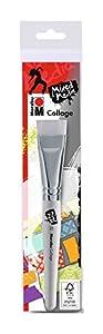 Marabu 019700201 Flat Brush 1pieza(s) brocha Multiusos - Brochas Multiusos (Flat Brush, 1 Pieza(s))