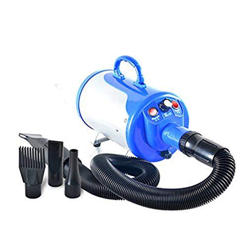 Ozon Haustier Wasser Bläst Maschine Hund Haartrockner Haustier Spezielle High Power Ultra Leise Großen Kleinen Hund (Farbe : A) (Misc.)