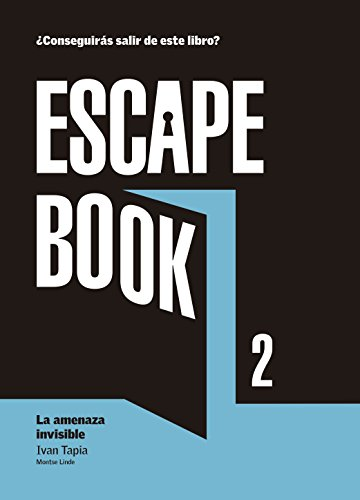 Escape book 2: La amenaza invisible (Ocio y deportes) thumbnail