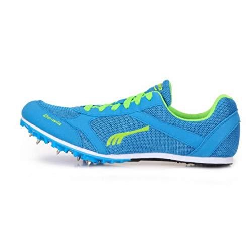 JIAODANBO High School Eingang Prüfung Spike Schuhe Leichtathletik Training Nagel Schuhe Männer und Frauen Wettbewerb Lauf Spikes Lauf Spikes