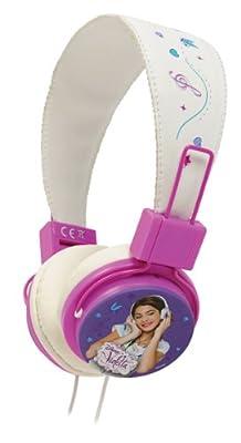 Violetta - Cascos/auriculares para MP3 (Smoby 27222) de Smoby
