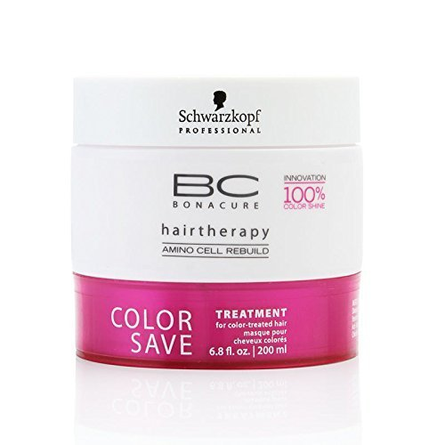 Schwarzkopf BC Bonacure Color Save Treatment 200ml/6.8oz by Schwarzkopf -