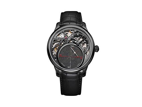 Reloj Automático Maurice Lacroix Masterpiece Mysterious Seconds, ML 215, PVD