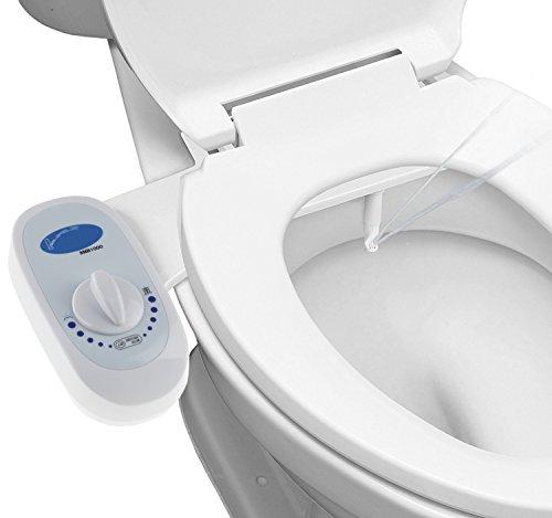 Bidet Wc-sitz-runde (mascarello® Fresh Wasser Bidet ohne Elektrik Mechanische WC-Sitz Spray Düse Befestigung)
