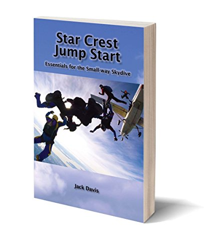 Star Crest Jump Start: A concise guide for flying Star Crest and small-way skydives (English Edition) por Jack Davis