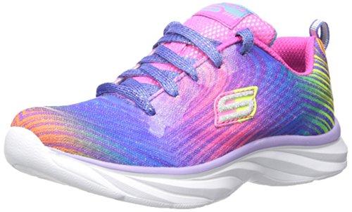 Skechers Pepsters Sparkly Spirit Kinder Sneaker Schuhe Girls Mädchen, Schuhgröße:27.5 EU (Schuhe Kinder Sparkly)