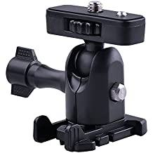 Holaca base adattatore per Nikon Keymission 170 360 Action Camera