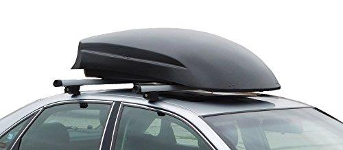 Ultra Plast Dachbox Integral S MD4 123x78x31 cm 200L ganz schwarz