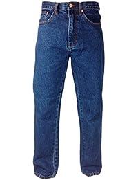 """Aztec Blue Jeans Regular Fit Jeans Inside Leg: 27"""""""
