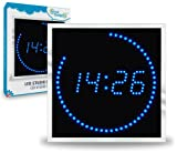 GreatGadgets 1886 LED Studio Uhr