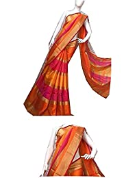Bollywood Indian Traditional Collection Party Wear Saree Sari,Function, Karneval, Birthday Dress, Geburtstag, Indische Kleid,Hippie Kleid with Golden Border